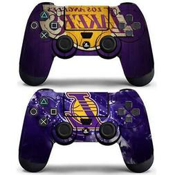 2 Pack PS4 Controller Dualshock Vinyl Skin Stickers Decal Lo