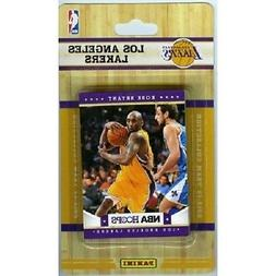 2012-13 Panini NBA Hoops Factory Sealed Team Set Los Angeles