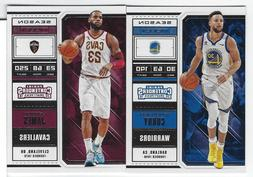 2018-19 Panini Contenders Base STARS #1-50 Complete Your Set