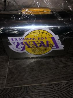2019 Los Angeles Lakers SGA Lunch Box Pail  Lebron  James Ko