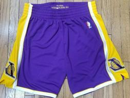 Authentic 2008-09 Los Angeles Lakers Mitchell & Ness NBA Bas