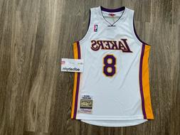Authentic Kobe Bryant Mitchell & Ness Los Angeles Lakers Jer