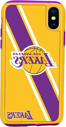 iPhone XR - NBA Los Angeles LAKERS Dual Hybrid Impact Series