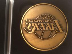 Jerry Buss Commemorative Coin 1933-2013 Los Angeles Lakers I
