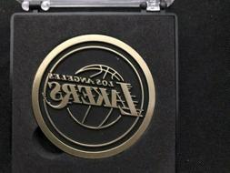 Jerry Buss Commemorative Coin JB 1933-2013 Los Angeles Laker
