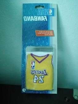 Kobe Bryant Lakers arm band nba official merchandise rare 20