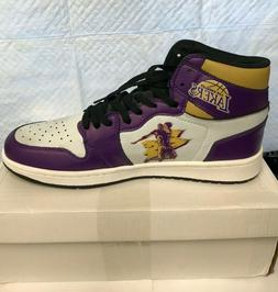 Kobe Bryant Los Angeles Lakers shoes New in box size 11.