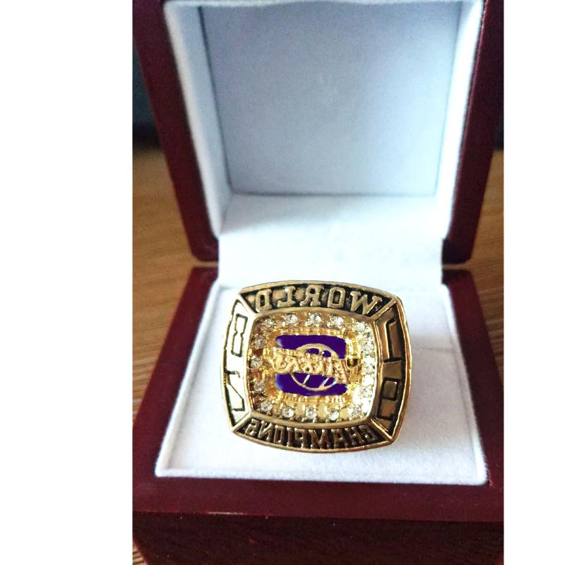 1982 Angeles Championship Ring Champions Size 8-13