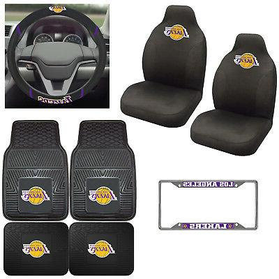 8pc set nba los angeles lakers seat