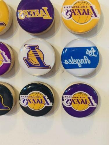 Los Angeles Lakers Magnets - - FREE