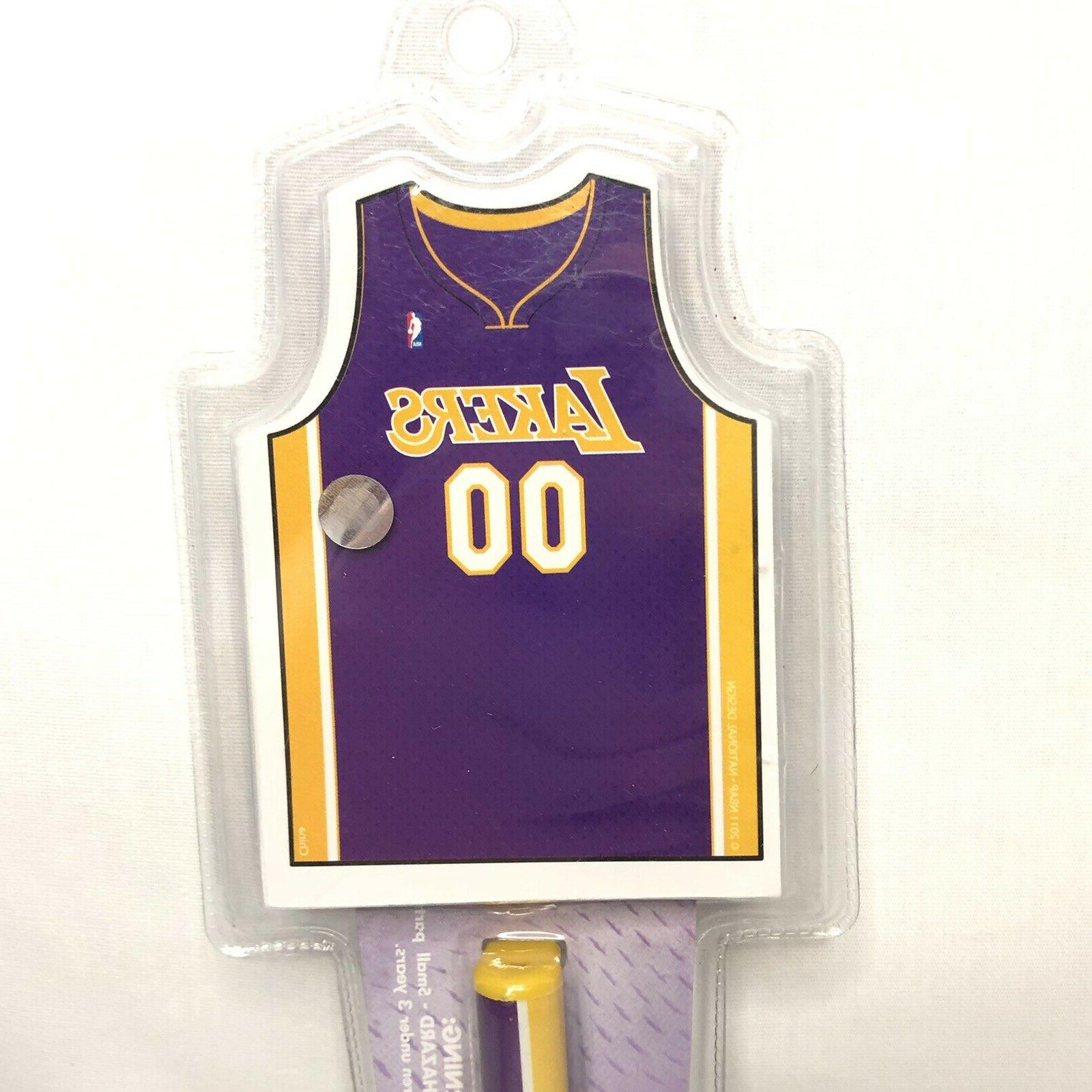 Los Angeles Lakers NBA Notepad and New In