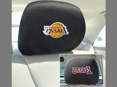 NBA Los Angeles Lakers Head Rest Cover