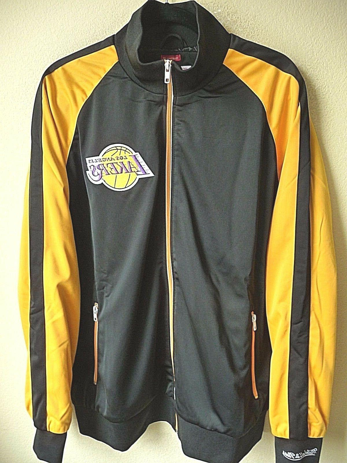 nba mitchell and ness los angeles lakers