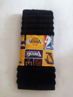 LA Lakers Hand Towel Handmade  GREAT GIFT!!! GREAT FOR GOLF