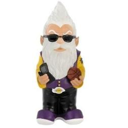 """Los Angeles Lakers 11"""" Thematic Gnome  NBA Figure Garden Fig"""