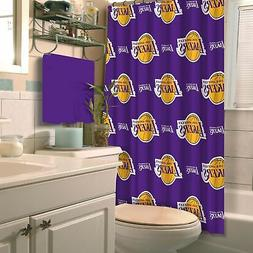Los Angeles Lakers The Northwest Company 72'' x 72'' Shower