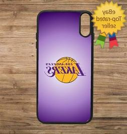 Los Angeles Lakers Basketball Phone Case for iPhone Galaxy 5