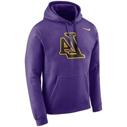 Nike Los Angeles Lakers City Edition Essential Logo Pullover