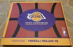 Los Angeles Lakers Coffee Table Book History 1947-2011 Bryan