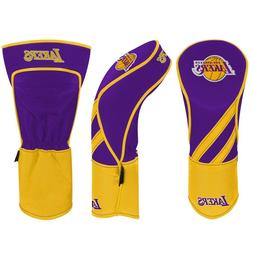 LOS ANGELES LAKERS EMBROIDERED DRIVER HEADCOVER INDIVIDUAL N