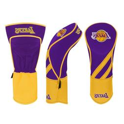 LOS ANGELES LAKERS EMBROIDERED FAIRWAY HEADCOVER INDIVIDUAL