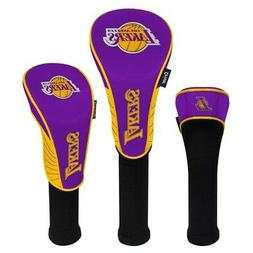 LOS ANGELES LAKERS EMBROIDERED LOGO DRIVER FAIRWAY HYBIRD SE