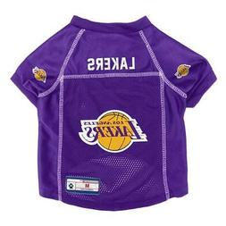Los Angeles Lakers Extra Large Pet Jersey  NBA Dog Puppy Shi