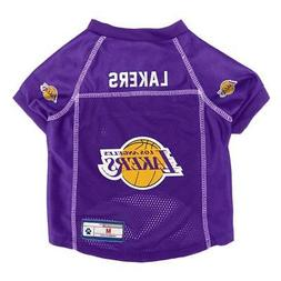 Los Angeles Lakers Extra Small Pet Jersey  NBA Dog Puppy Shi