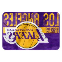 Los Angeles Lakers Foam Bath Mat 20 x 30