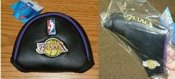 Los Angeles Lakers LA NBA Blade or Mallet Putter Golf Club H