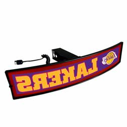 Los Angeles Lakers Light Up Hitch Cover - LED Illuminated Tr