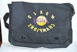 Los Angeles Lakers Messenger Bag 2010 World Champion Season