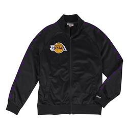 Los Angeles Lakers Mitchell & Ness NBA Full Zip Track Jacket