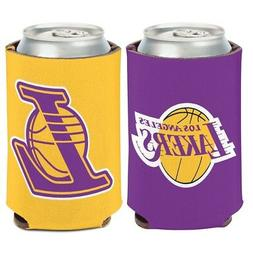 Los Angeles Lakers Wincraft NBA 12oz Can Coolie FREE SHIP