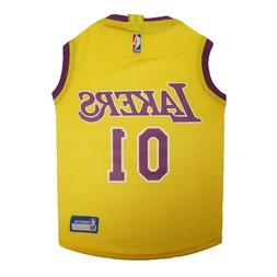 Los Angeles Lakers NBA Officially Licensed Pets First Dog Pe