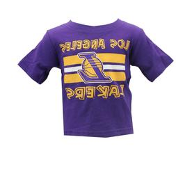 Los Angeles Lakers Official NBA Apparel Baby Infant Size T-S