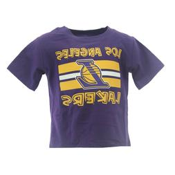 Los Angeles Lakers Official NBA Apparel Infant Toddler Size