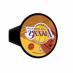 Los Angeles Lakers One Piece Trailer Hitch Receiver Cover  -