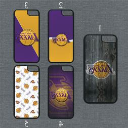Los Angeles Lakers Phone Case For iPhone 11 Pro X XS Max 8+