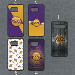 Los Angeles Lakers Phone Case For Samsung Galaxy S20 S10 S9