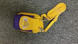 Los Angeles Lakers Purse Plus Touch Phone ID Wallet Charm 14