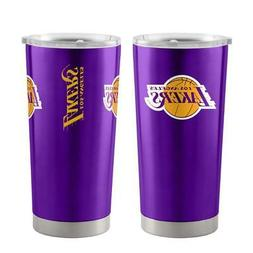 Los Angeles Lakers Travel Tumbler - 20oz Ultra  NBA Cup Mug