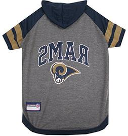 NFL LOS ANGELES RAMS HOODIE for DOGS & CATS. | NFL FOOTBALL