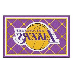Fanmats Los Angeles Lakers 5'x8' Rug