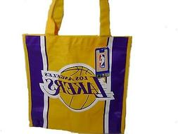 NBA Basketball Los Angeles Lakers Canvas Tailgate Tote bag L
