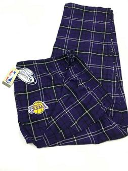 NBA LA Los Angeles Lakers Sleepwear Pants Loungewear Purple