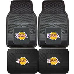 NBA Los Angeles LA Lakers Car Truck Front Rear Heavy duty Al