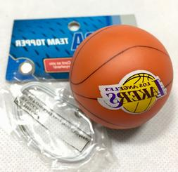 NBA Los Angeles Lakers Antenna Topper-Free Shipping-New in B