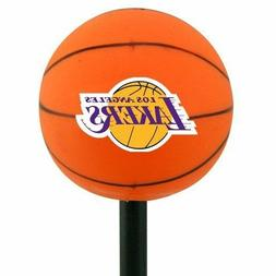NBA Los Angeles Lakers Basketball Antenna Topper, NEW