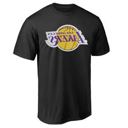 NBA Los Angeles Lakers Men's Primary Logo T-Shirt - Black